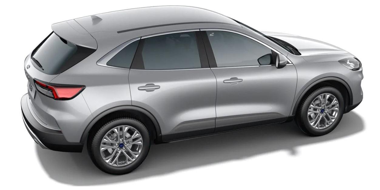 Ford Kuga Titanium X Plug-In Hybrid | Nýir bílar | Brimborg