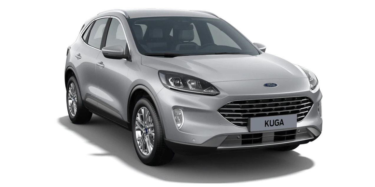 Ford Kuga Titanium Plug-In Hybrid | Nýir bílar | Brimborg