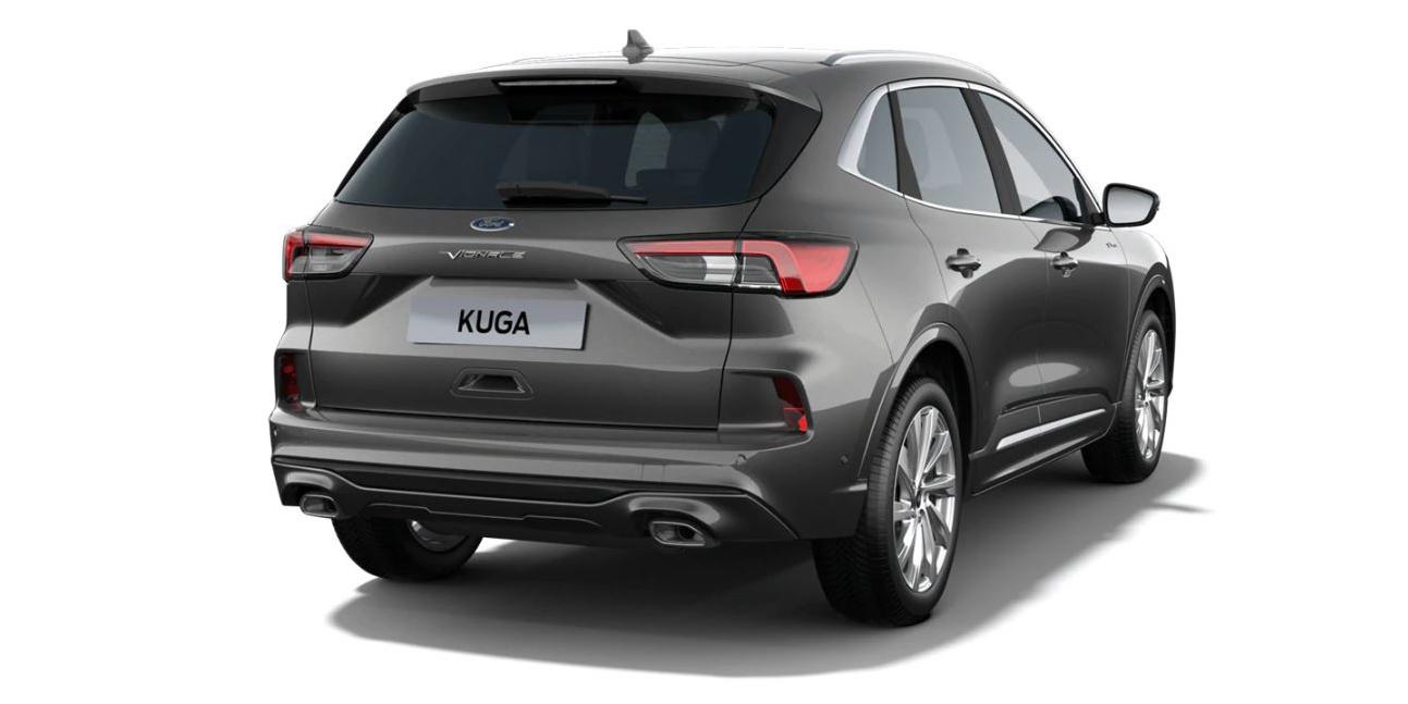 Ford Kuga Vignale Plug-In Hybrid | Nýir bílar | Brimborg