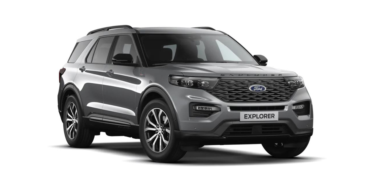 Ford Explorer ST-Line Plug-In Hybrid