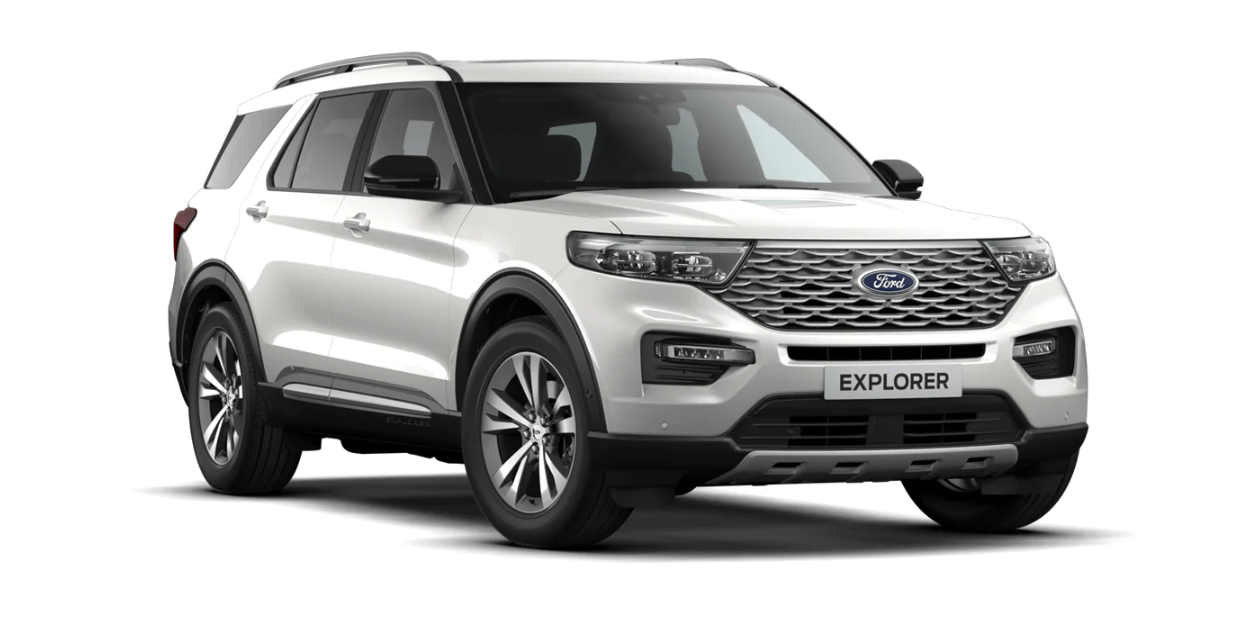 Ford Explorer Platinum Plug-In Hybrid