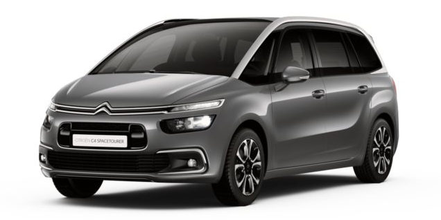 Citroen Grand C4 SpaceTourer Shine
