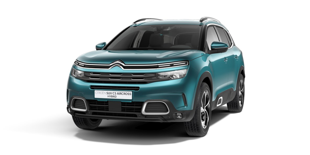 Citroen C5 Aircross Feel Pack Plug-In Hybrid